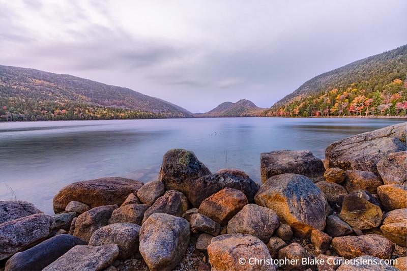 Jordan Pond Rocks
