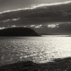 Bald Porcupine Island Silhouette