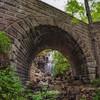 Hadlock Falls under the Bridge