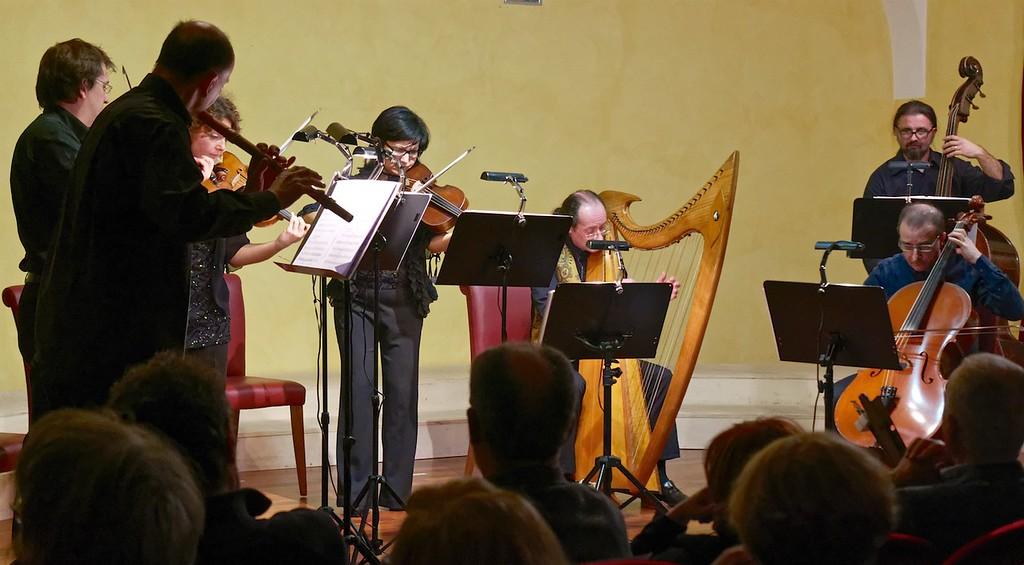 Quintetto Architorti e Tuatha dé Danann
