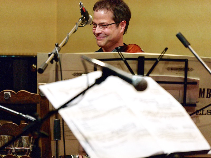 Andreas Moscho, violin