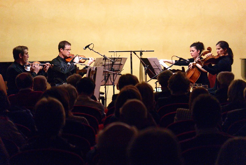 Delian :: Quartett