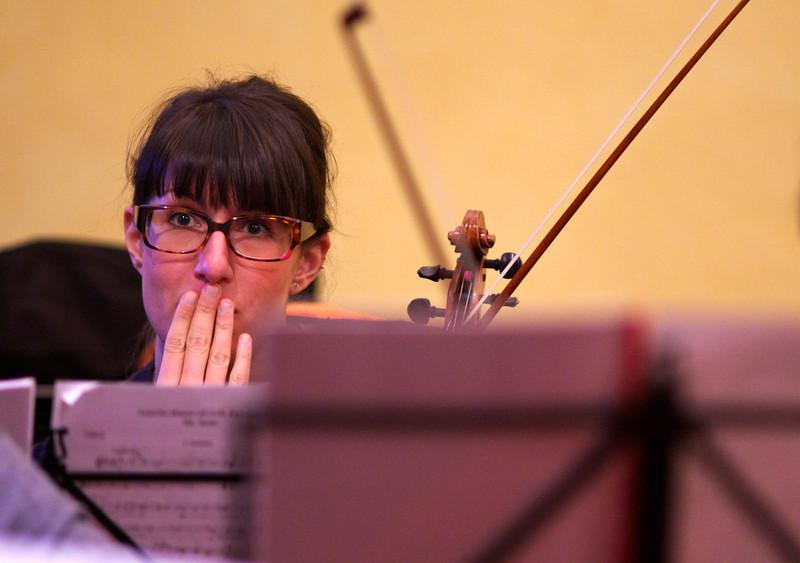 Valentina Mosca ( violin / violino )