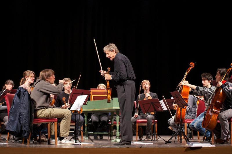 Uto Ughi, Orchestra da Camera Accademia Pinerolo