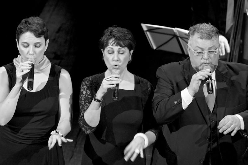Elena Bacciolo, Roberta Bacciolo, Fulvio Albertin