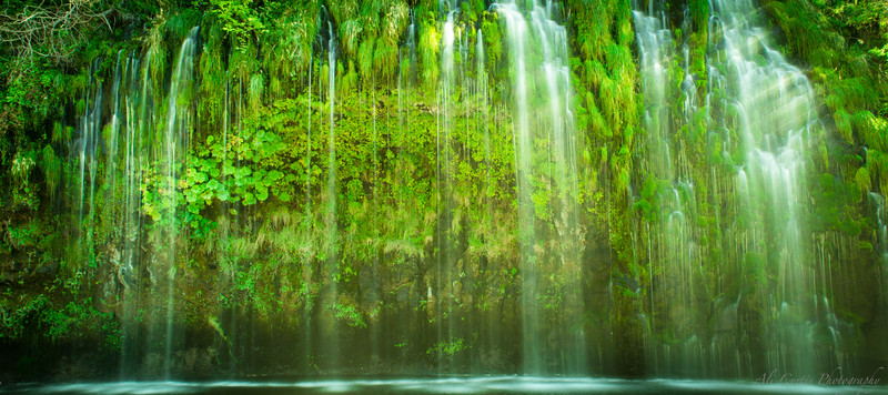 Mossbrae Falls, Northern California