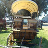 WHEELCHAIR ACCESSIBLE COVERED WAGON