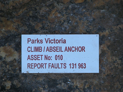Anchor Testing - commercial climbing sites