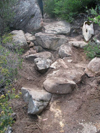 Flat Rock Walking Tracks Project - Nth Grampians