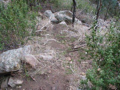 Arapiles Repair Project - Pharos Gully Stonework