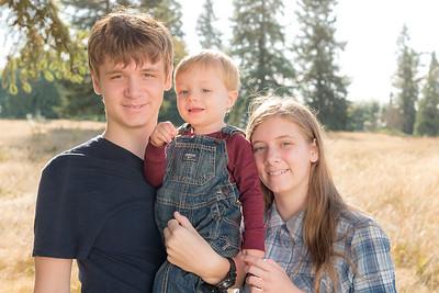 MacKenzie Family Outing September 2017