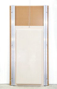 Fiberglass Insulated Transfer Door