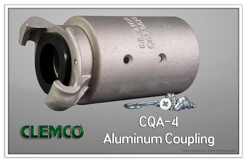 CQA-4 Aluminum Coupling