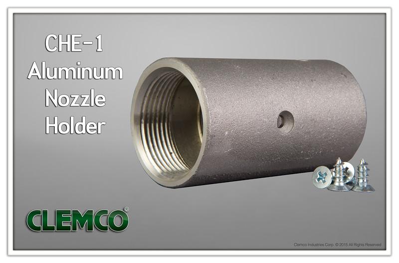 CHE-1 Aluminum Nozzle Holder