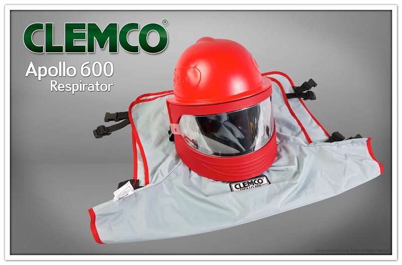Apollo 600 Supplied-Air Respirator