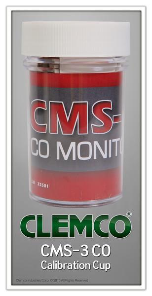 CMS-3 CO Calibration cup