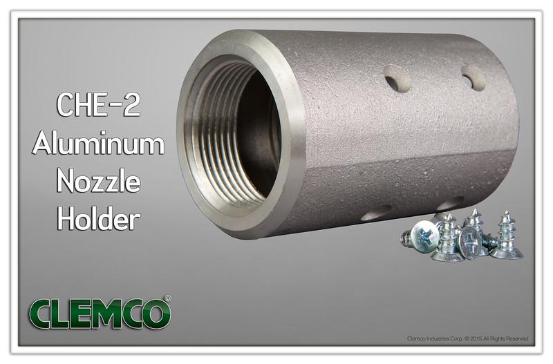 CHE-2 Aluminum Nozzle Holder