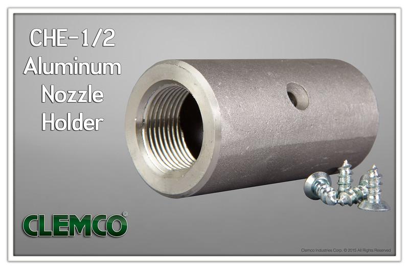 CHE-1/2 Aluminum Nozzle Holder