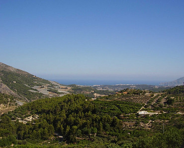 Spain Adventure Tours and Holidays Costa Blanca