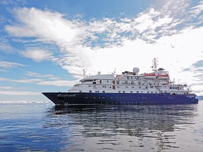 M/V Sea Explorer / Hebridean Sky
