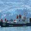 M/Y Tanu, Magellan Straits, Patagonia, Chile
