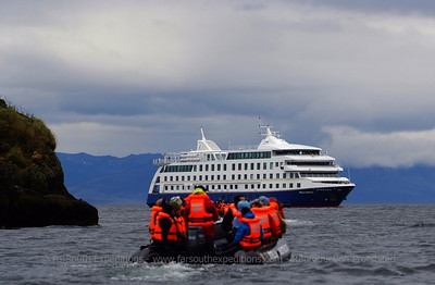 TDF002 Cape Horn Expedition Cruise
