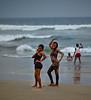 Posing, Afia Beach, Accra, Ghana