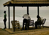 Table and Chairs, Afia Beach, Accra, Ghana