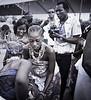 Voodoo Dance, I, Ocean, Ouidah, Benin