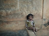 Girl Sitting, Ouidah, Benin