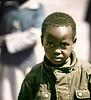 Closeup, Girl Student by Herselfl, Bante, Benin