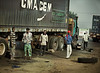 Flat Tire, Dassa, Benin