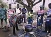 Celebrants, Cooking, Dan Koly, Benin