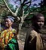 Man and Woman, Dan Koly, Benin