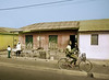 Early Morning, II, Pink House, Tamale, Ghana