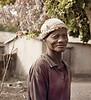 Older Man, Knit Hat, near Tamale, Ghana
