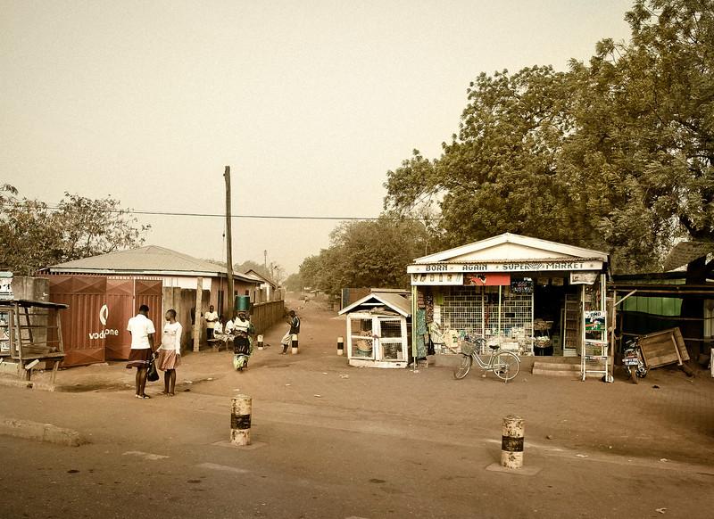 Born Again Supermarket, Downtown, Tamale, Ghana