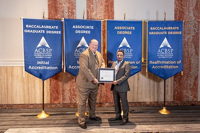 American College of the Middle East — Candidate for Accreditation