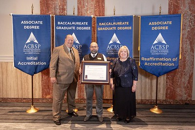 Embry-Riddle Aeronautical University-Prescott Campus — Accreditation