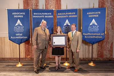 Northern Oklahoma College — Reaffirmation of Accreditation