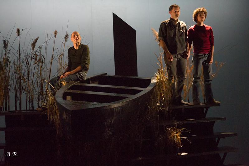 Frédéric Leidgens, Julien Gaillard, Rémi Fortin