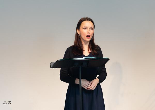 Taisiya Koleva, chanteuse lyrique