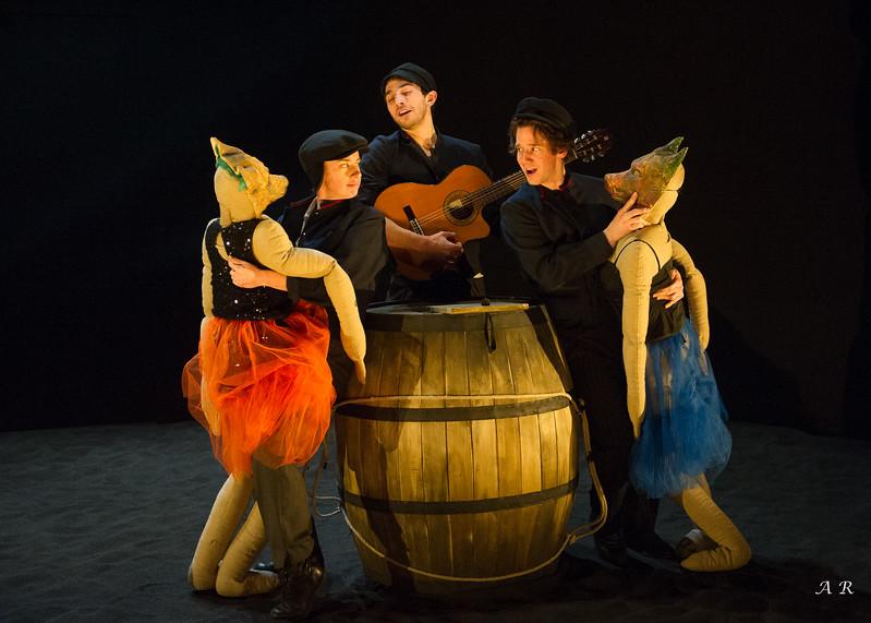Juliette Poissonnier, Baptiste Chabauty, Etienne Durot