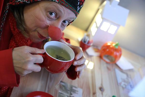 Red Tea 4 Toot Paree