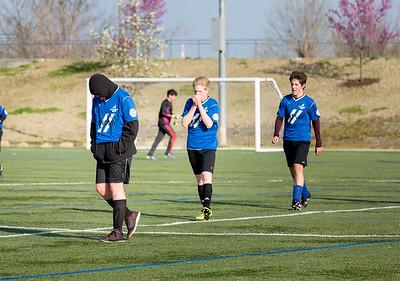 Soccer - Spring 2016
