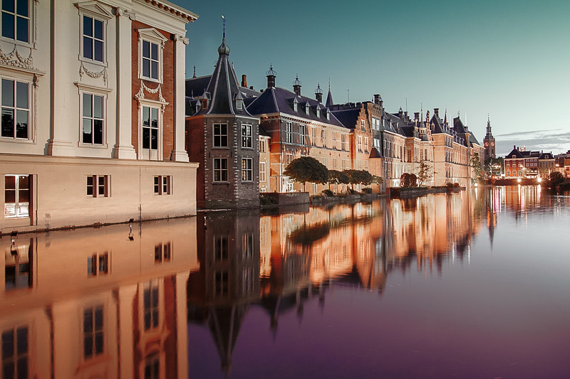 The Hague, Hofvijver