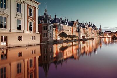 The Hague, Hofvijver