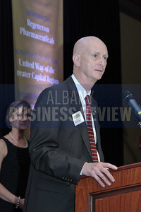 11-7-2013, 2013 Achievers Awards,  Brian Hassett, presidet & CEO, United Way of the Greater Capital Region