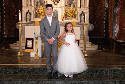 St Lawrence Martyr First Communion