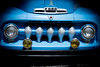 Blue Ford LR 1